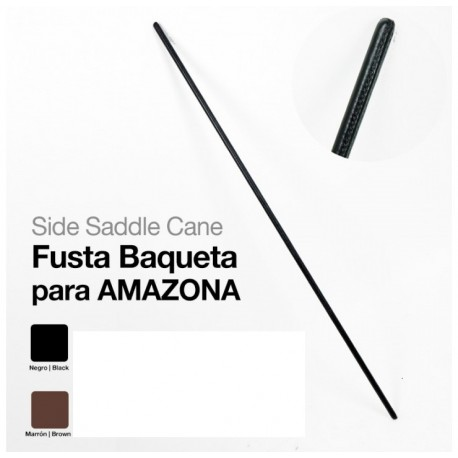 FUSTA BAQUETA PARA AMAZONA