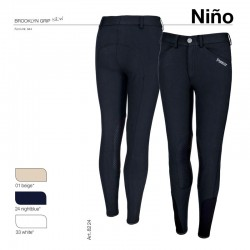 PANTALON PIKEUR BROOKLYN GRIP (NIÑO)