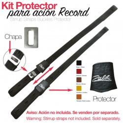 """KIT PROTECTOR ACION RECORD CON HEBILLA EN """"T"""""""