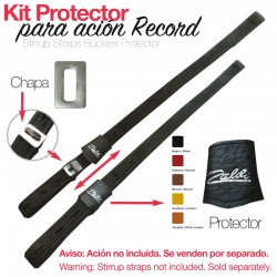 "KIT PROTECTOR ACION RECORD CON HEBILLA EN ""T"""