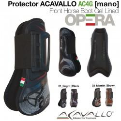 PROTECTOR ACAVALLO OPERA MANO (PAR)