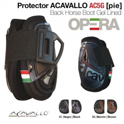 PROTECTOR ACAVALLO OPERA PIE (PAR)