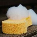 Jaboncillos y esponjas
